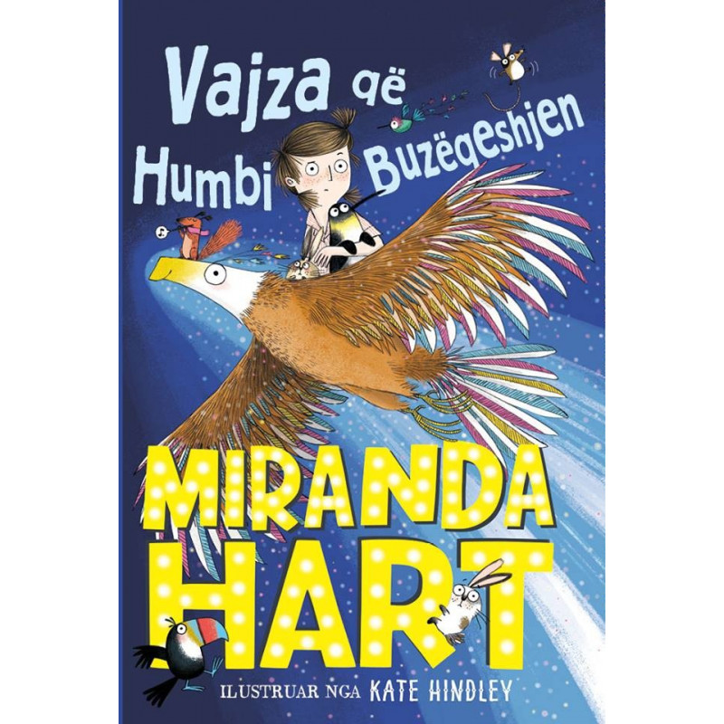 Vajza qe humbi buzeqeshjen, Miranda Hart
