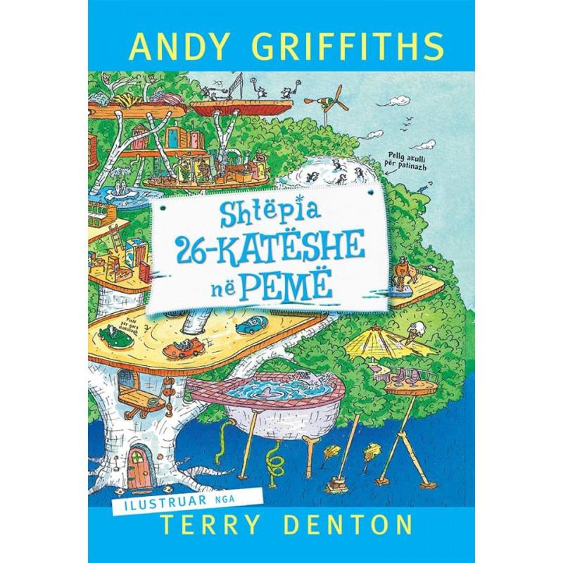 Shtepia 26 - kateshe ne peme, Andy Griffiths