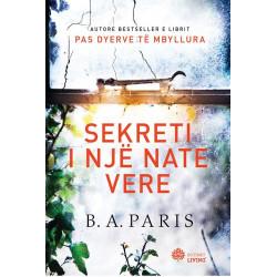 Sekreti i një nate vere, B. A. Paris