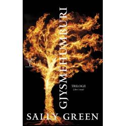 Gjysmëhumburi, Sally Green, libri i tretë