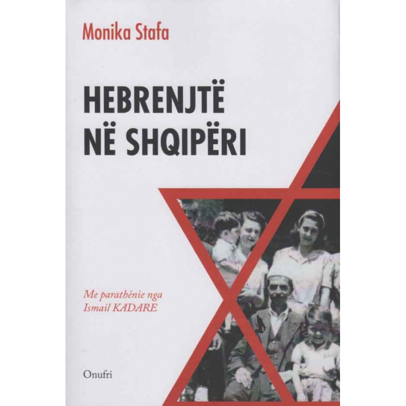 Hebrenjtë në Shqipëri, Monika Stafa