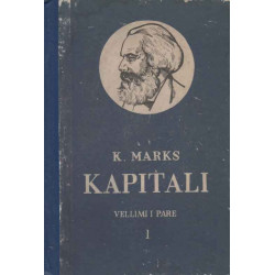Kapitali 1, vol. 1-2-3, Karl Marks