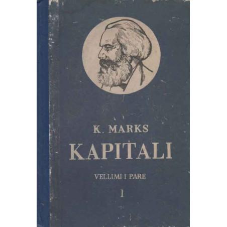 Kapitali 1, vol. 1-2-3, Karl Marks