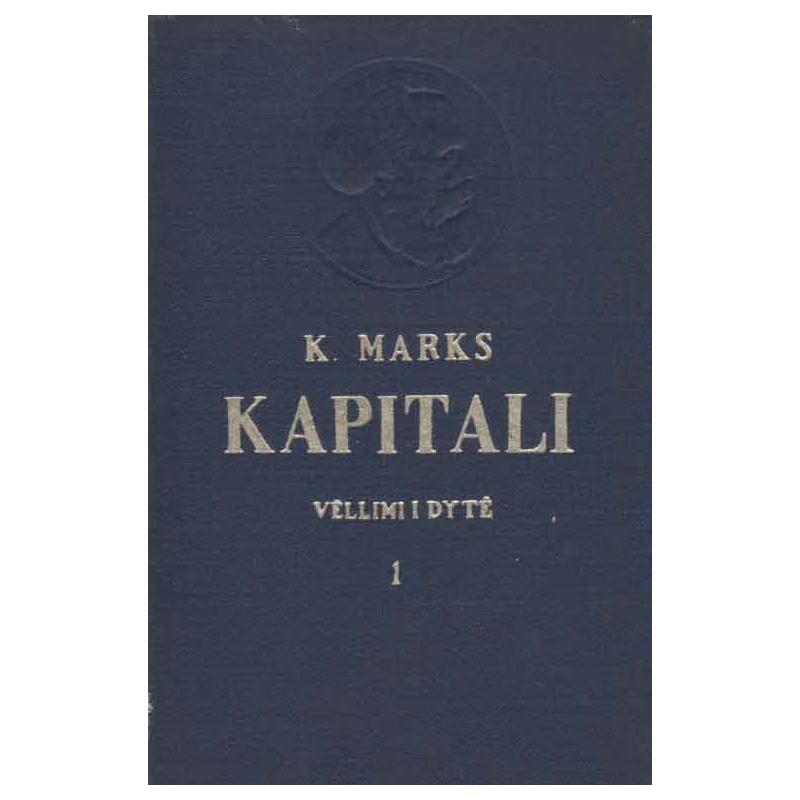 Kapitali 2, vëllimi 1-2, Karl Marks