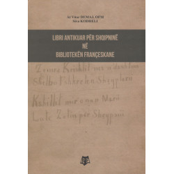 Libri antikuar per Shqiperine ne biblioteken françeskane, At Viktor Demaj, OFM, Siva Kodheli