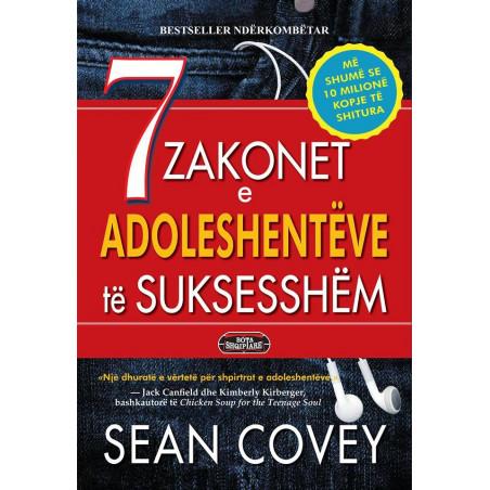 7 Zakonet e adoleshentëve të suksesshëm, Sean Covey