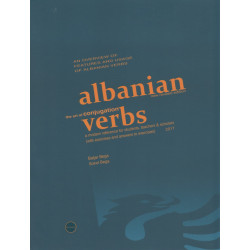 Albanian the art of conjugation verbs, Batjar Bega, Sokol Bega