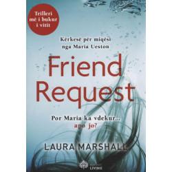 Friend request, Laura Marshall