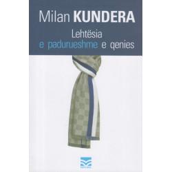 Lehtësia e padurueshme e qenies, Milan Kundera