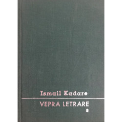 Vepra letrare 9, Ismail Kadare