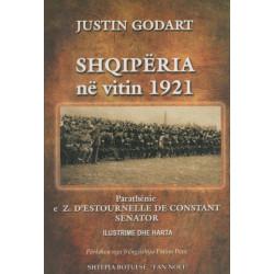 Shqipëria në vitin 1921, Justin Godart