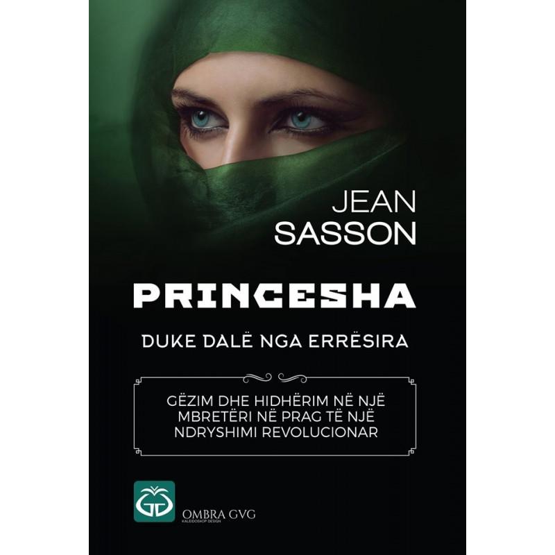 Princesha duke dalë nga errësira, Jean Sasson