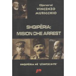 Shqipëria, mision dhe arrest, Vincenzo Muricchio