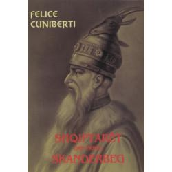 Shqiptarët dhe princi Skanderbeg, Felice Cuniberti