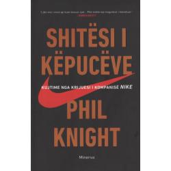 Shitësi i këpucëve, Phil Knight