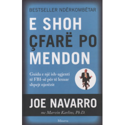 E shoh çfarë po mendon, Joe Navarro, Marvin Karlins
