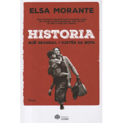 Historia, një skandal i vjetër sa bota, Elsa Morante