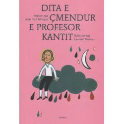 Dita e çmendur e profesor Kantit, Jean Paul Mongin