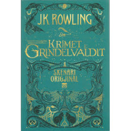 Krimet e Grindelvaldit, J.K. Rowling