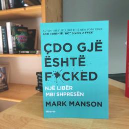 Çdo gjë është f*cked, Mark Manson