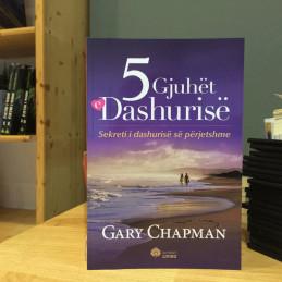 5 Gjuhet e Dashurise, Gary...