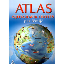 Atlas gjeografik i botës...